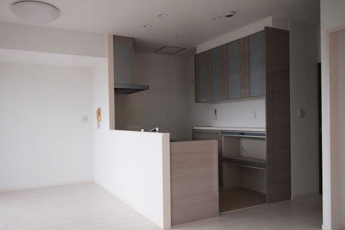 風の通る開放的な家 広島市西区 reno+plus20
