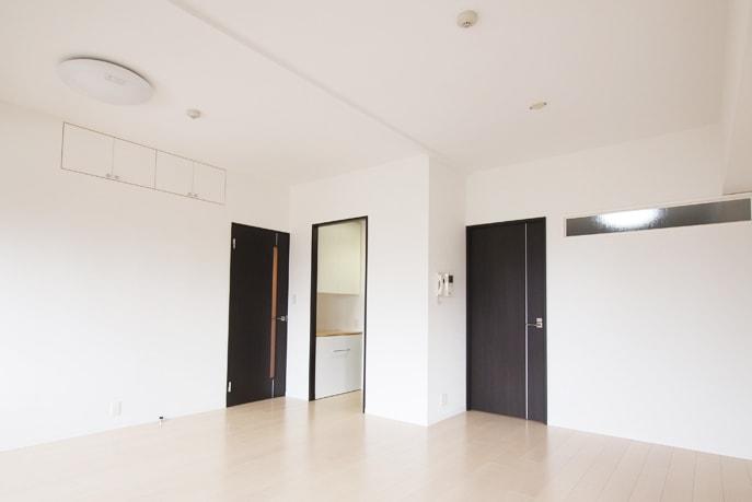 シンプルな大人の空間 広島市中区 reno+plus07