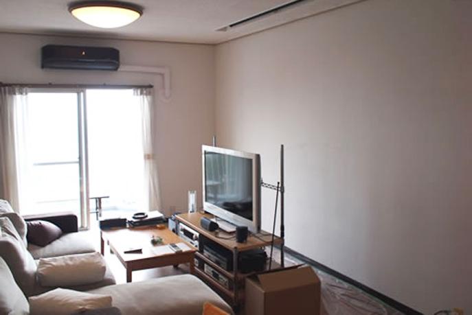 こだわりのマンションリフォーム 広島市西区