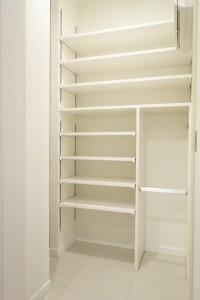リノベーションでは玄関収納も色々アイデア次第で便利にできます。