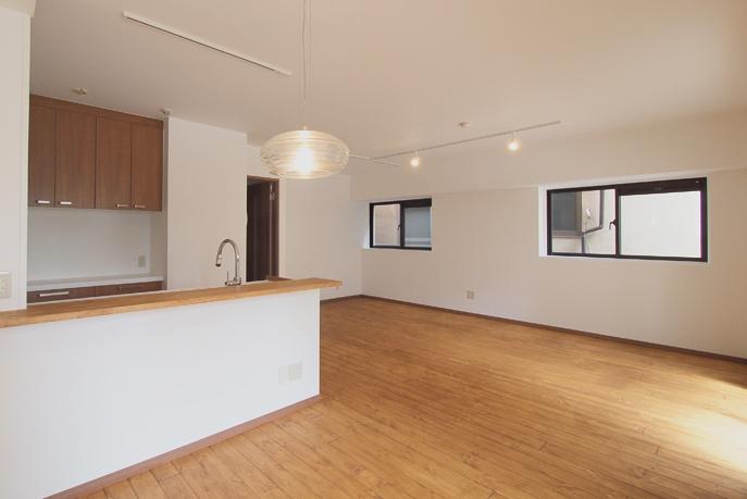 予算内で叶えた理想の空間 広島市南区
