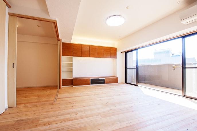 杉の香りが立ち込める清々しい家 東広島市