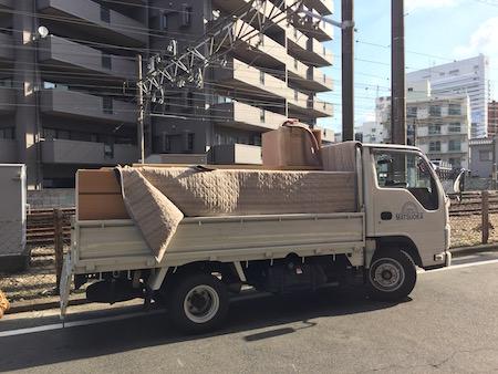 大須賀N様邸松岡製作所トラック